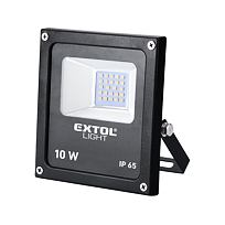 EXTOL Light LED reflektor 10W, 650lm, IP65 43221 za cenu 280 Kč
