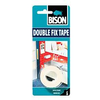 BISON páska lepící Double-fix Mounting Tape 1,5m*19mm 1493045 za cenu 109 Kč