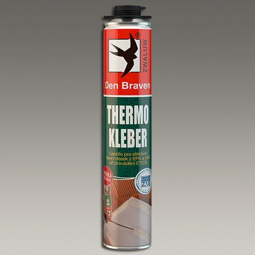 DEN BRAVEN pěna THERMO KLEBER 750ml pistolová 40221TH